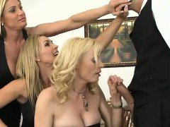Three Blonde MILFS Order...